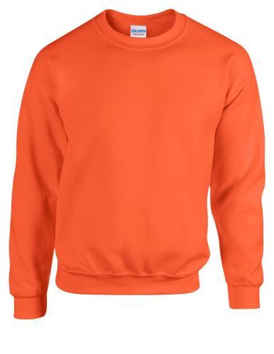 Bluza HB Crewneck pomarańcz