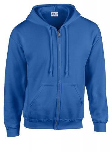 Bluza HB Zip Hooded niebieski