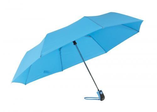 Parasol automatyczny, COVER, błękitny
