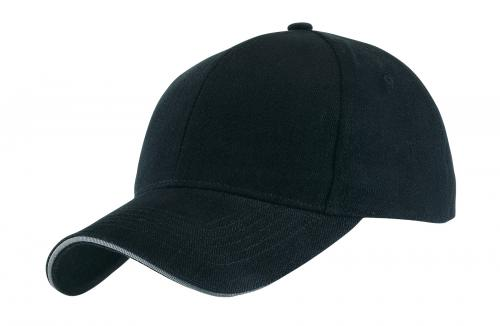 Czapka baseballowa LIBERTY, czarny
