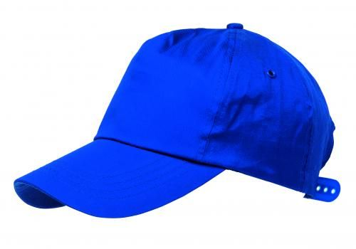 Czapka baseballowa, RACING, niebieski