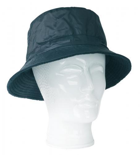 Dwustronny kapelusz SWITCH, granatowy