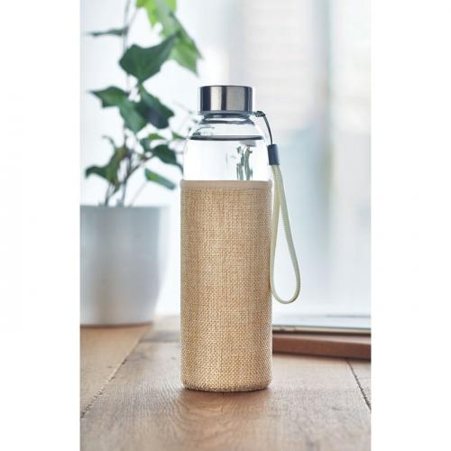 Ekologiczna butelka reklamowa UTAH TOUCH