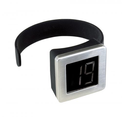 Elektroniczny termometr do wina BOLERO,