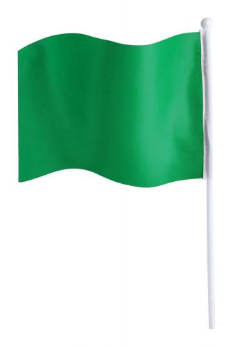 Flaga Rolof zielony