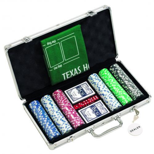 Gra ″Las Vegas″ w srebrnym pudełku