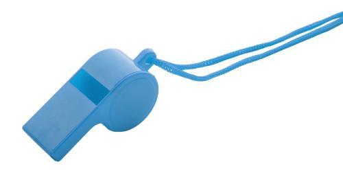 Gwizdek Claxo niebieski