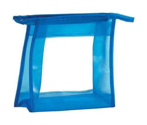 Kosmetyczka Aquarium niebieski