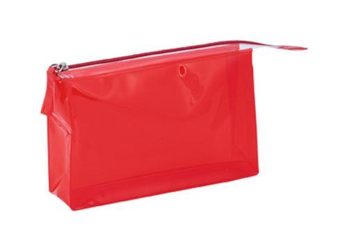 Kosmetyczka Lux czerwony