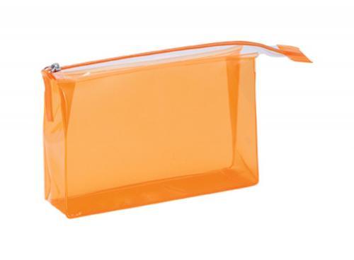Kosmetyczka Lux pomarańcz