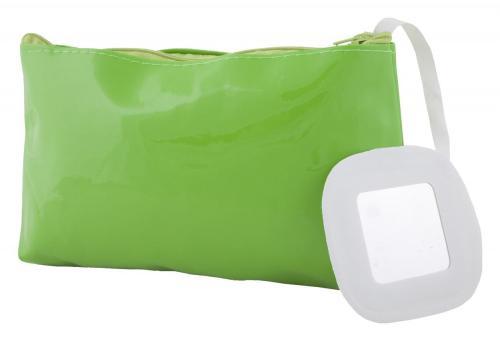 Kosmetyczka Xan zielony