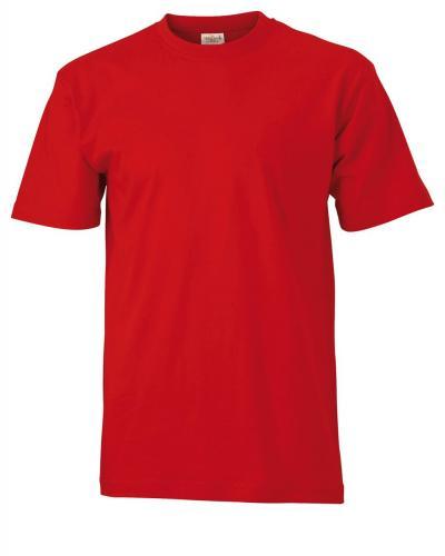 Koszulka Keya 180 czerwony
