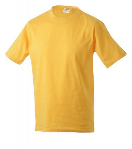 Koszulka Keya 180 żółty