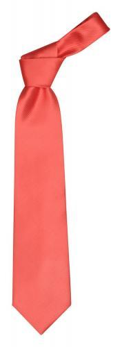 Krawat Colours czerwony