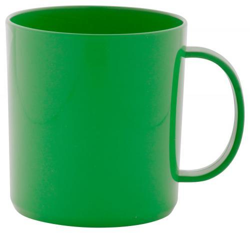 Kubek Witar zielony