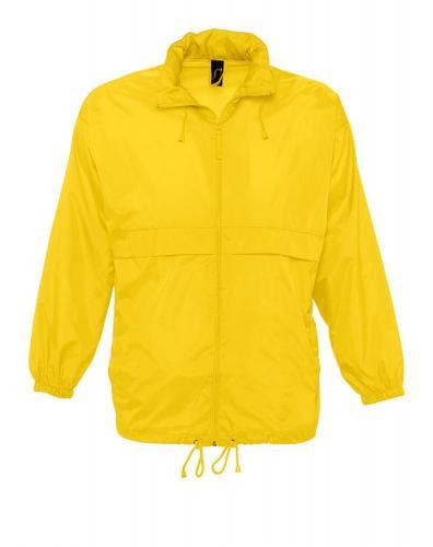 Kurtka Surf 210 żółty