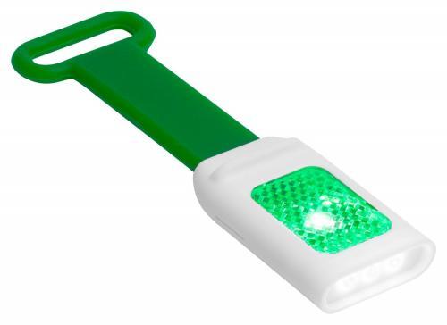 Latarka Plaup zielony