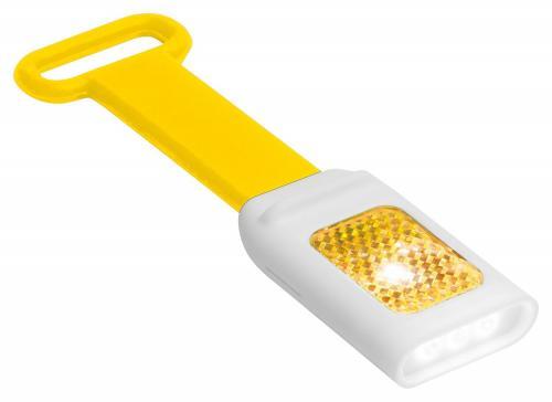 Latarka Plaup żółty