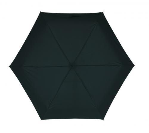 Lekki, super-mini parasol POCKET, czarny