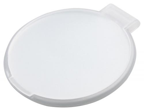 Lusterko Thiny biały
