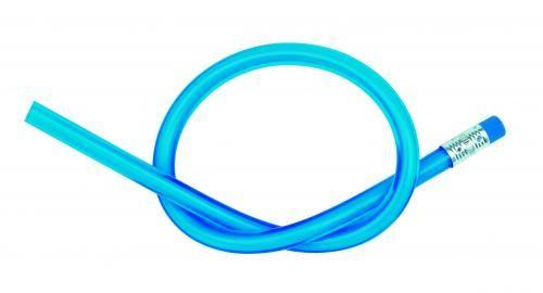 Ołówek elastyczny, AGILE, niebieski