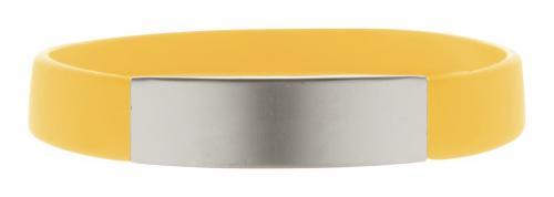 Opaska Platty żółty