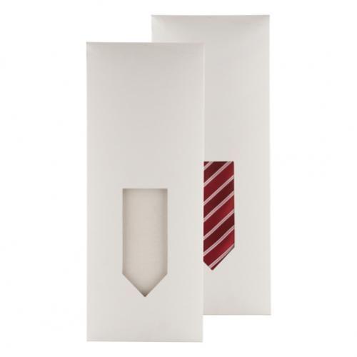 papierowe opakowanie na krawat