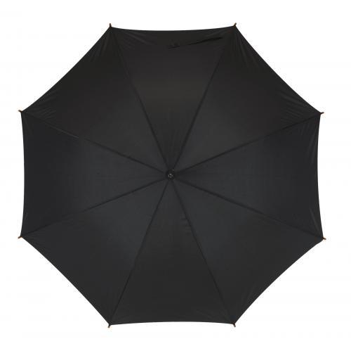 Parasol FLORA, czarny