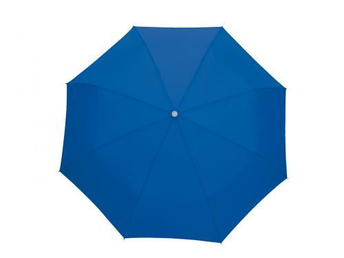 Parasol mini TWIST, niebieski