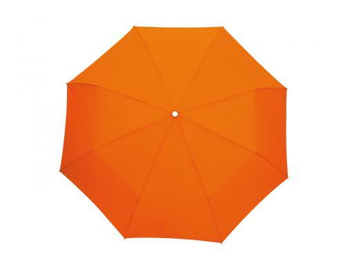 Parasol mini TWIST, pomarańczowy