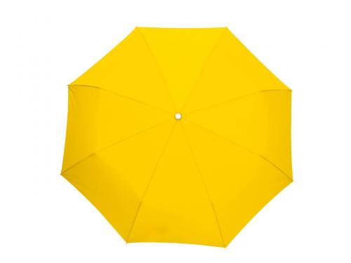 Parasol mini TWIST, żółty