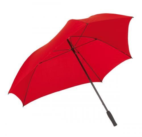 Parasol ″Triangle″, czerwony