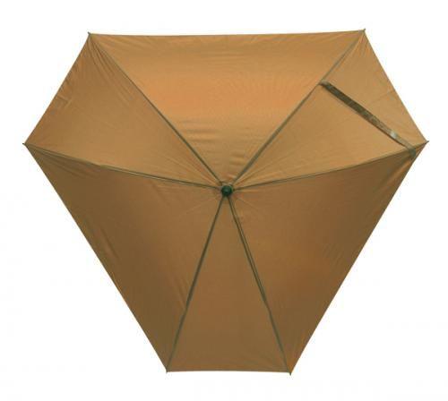 Parasol ″Triangle″, khaki