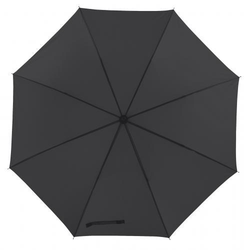 Parasol typu golf MOBILE, czarny