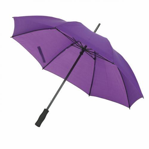 Flora, parasol z pokrocem, fiolet