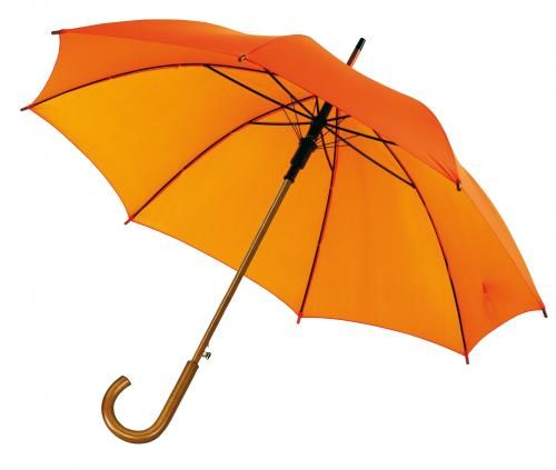 Parasol automatyczny, BOOGIE, pomarańczowy