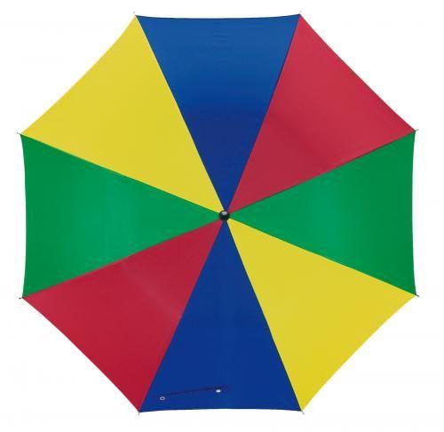 Parasol automatyczny, DISCO, wielokolorowy