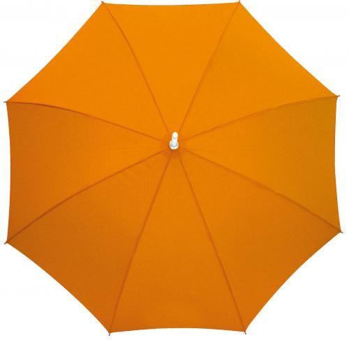 Parasol automatyczny, RUMBA, pomarańczowy