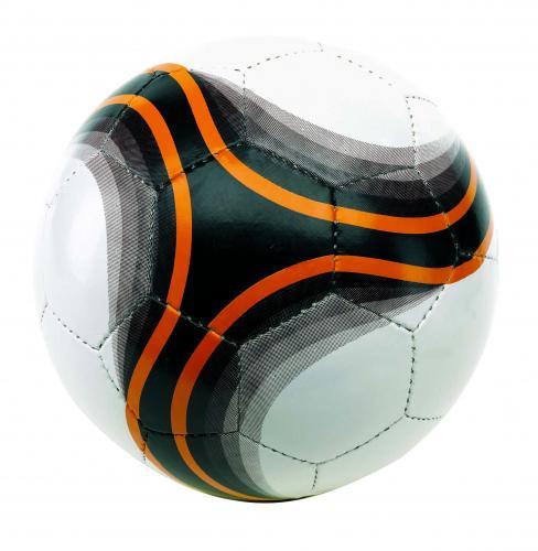 Piłka nożna, ARENA, biały/czarny/pomarańczowy