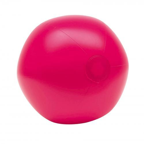 Piłka plażowa PACIFIC, różowy