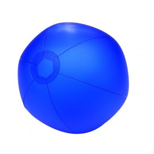 Piłka plażowa, INDIAN, niebieski