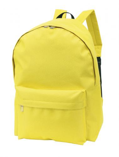 Plecak TOP, żółty