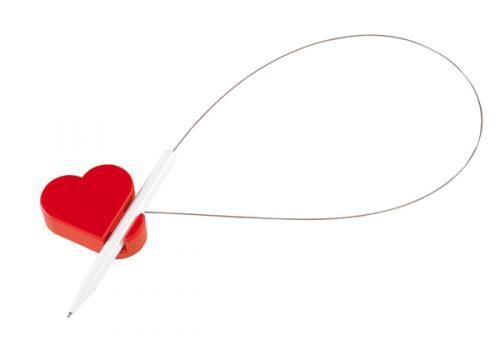 Podstawka na długopis ″Heart Breaker″