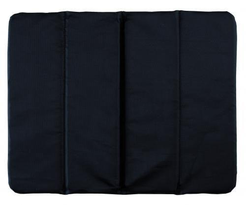 Poduszka składana, PERFECT PLACE, czarny