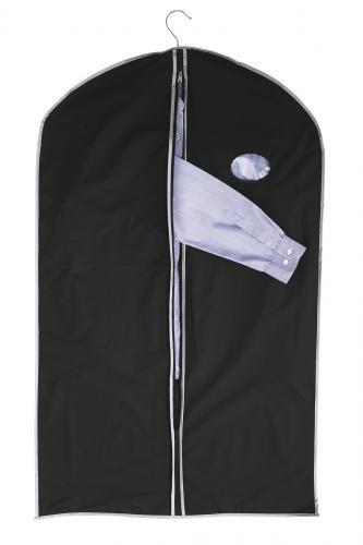 Pokrowiec odzieżowy CLEAN, czarny