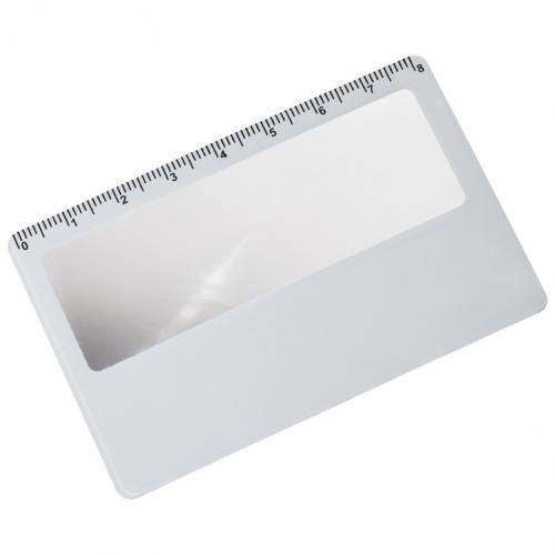 Szkło powiększające w kształcie karty kredytowej POSEN