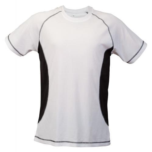 T-shirt Combi czarny