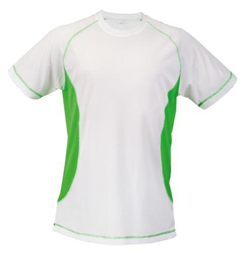 T-shirt Combi zielony