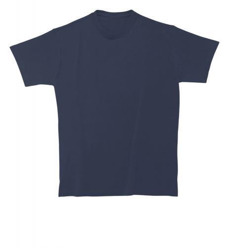 T-shirt Heavy Cotton ciemno niebieski