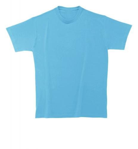 T-shirt Heavy Cotton jasno niebieski